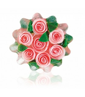 Savon Rose Fantasy à la glycérine rosé