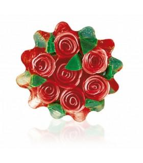 Savon Rose Fantasy à la glycérine rouge