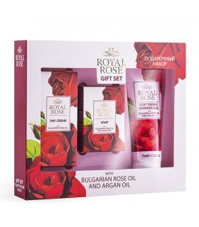 Coffret set de voyage Royal Rose