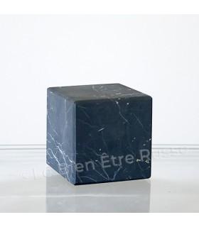 Cube en Shungite mate