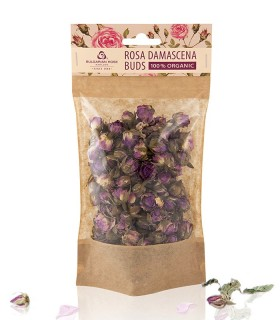 Bourgeons de Rose de Damas de Bulgarie