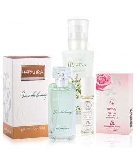 Parfums et eaux de parfum