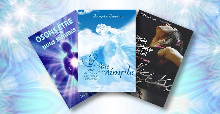 Publication de livres d'amis auteurs