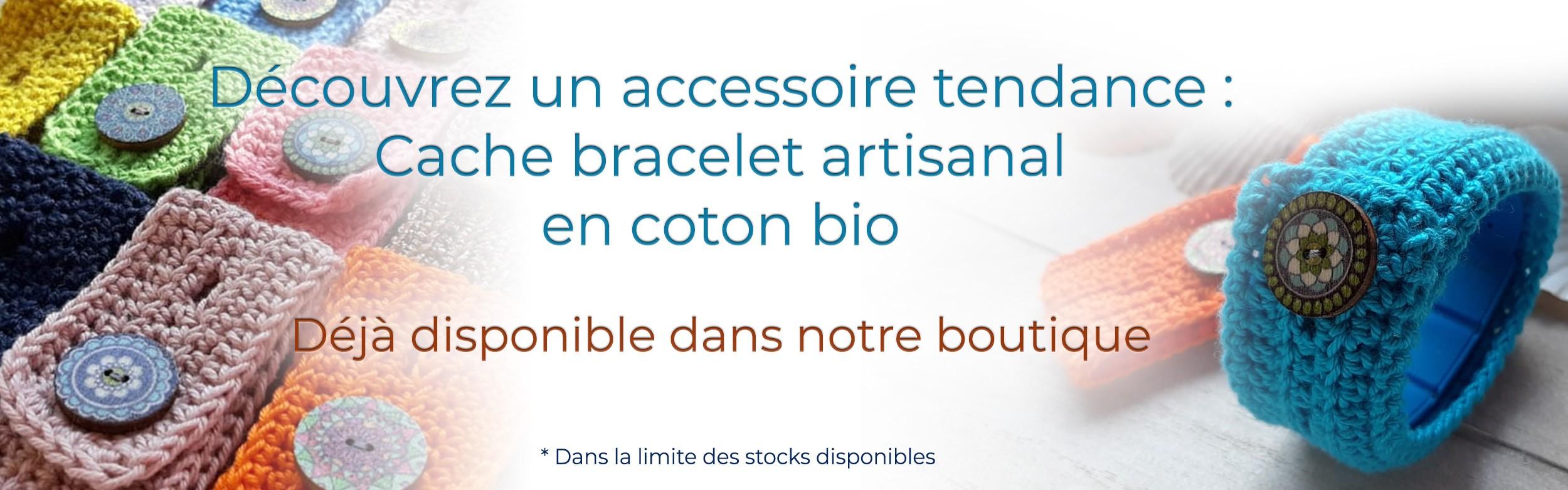 Cache bracelet